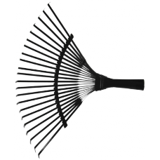 Grebla Dinti Flexibili / L[inch]: 10