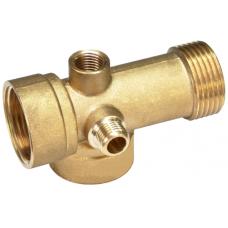Racord din Bronz pt Hidrofor cu 5 Cai / D[inch]: 1