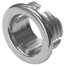 Ornament din ABS Cromat Preaplin pt Lavoar / D[mm]: 30; A[buc]: 12