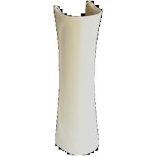 Piedestal Lavoar Simplu 301 A / H[mm]: 670; B[mm]: 185; L[mm]: 150