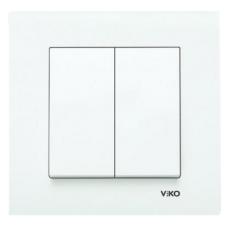 Intrerupator ST Dublu Karre / Cod: 02; I[A]: 10