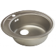 Chiuveta Inox Rotunda Anticalcar / Tip: 304+sifon; G[mm]: 0.6
