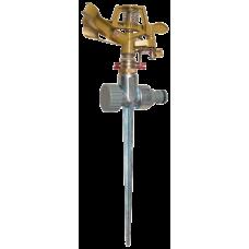 Aspersor Impuls cu Pivot Complet Metalic