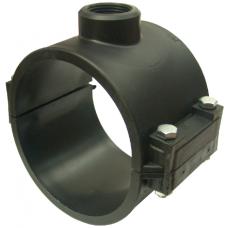 Colier Bransare pt Teava PEHD si PVC / D[mm]: 125; Di[inch]: 1; Tip: 17010-12-D