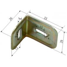 Coltar pt Mobila 5017-2633ZG / D[mm]: 26x33x29x1
