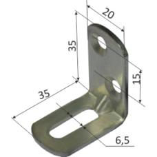 Coltar pt Mobila SG 10017-3535ZG / D[mm]: 35x35x20x2