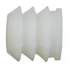Bucsa Plastic pt Demontabil (100 buc) / Di[mm]: M6; L[mm]: 11; De[mm]: 11; A[buc]: 500