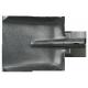 Lopata Tip C Gri Carbon / L[mm]: 270; B[mm]: 230; C[buc]: 12 Promo