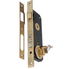 Broasca cu Butuc si Rozeta Aplicata 90mm / H[mm]: 175; B[mm]: 65