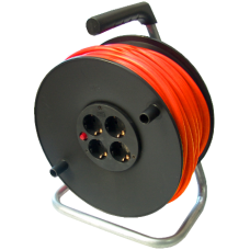 Prelungitor Electric pe Tambur / L[m]: 50; S[mmp]: 2.5